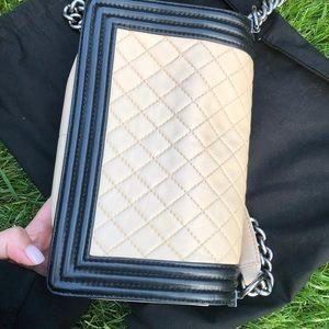 CHANEL Bags - Chanel Medium Le Boy Bag